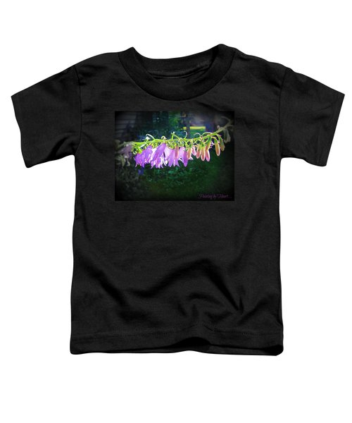 Early Morning Touch Toddler T-Shirt
