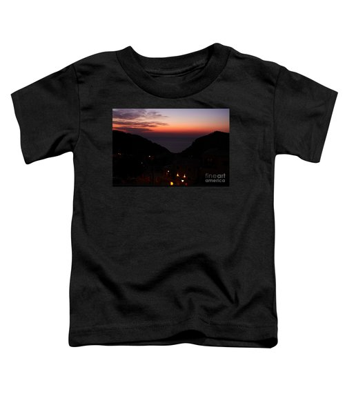 Estellencs View Toddler T-Shirt