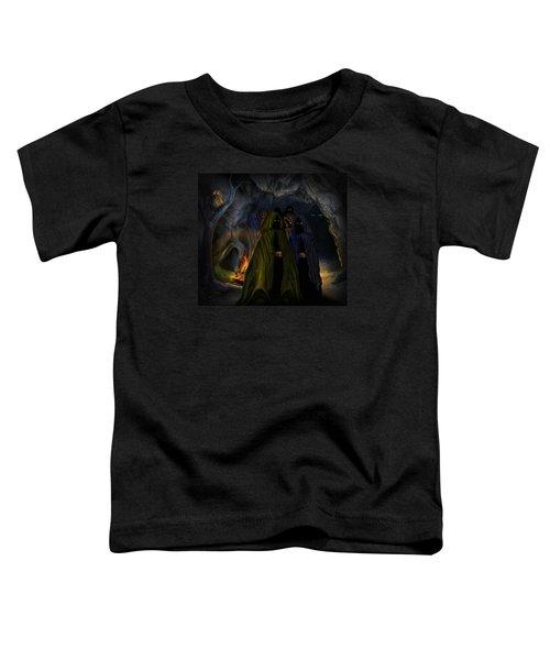 Evil Speaking Toddler T-Shirt