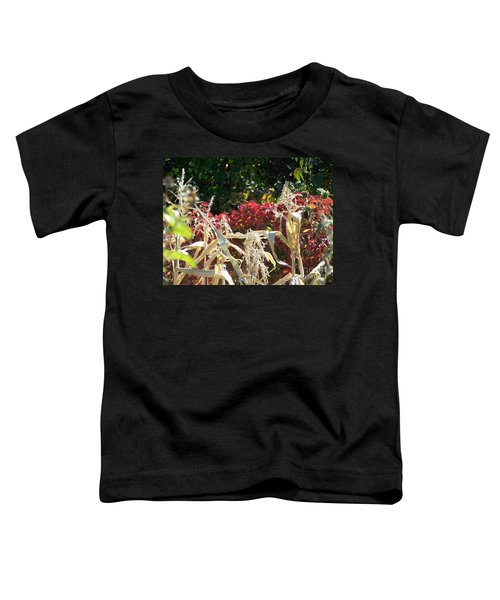 Fall Harvest Of Color Toddler T-Shirt