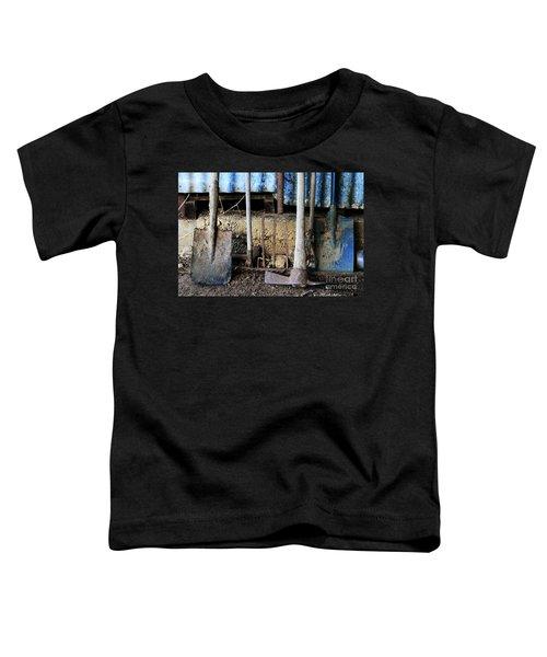 Farm Tool Toddler T-Shirt