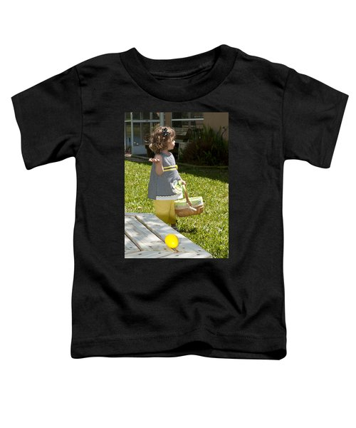 First Easter Egg Hunt Toddler T-Shirt