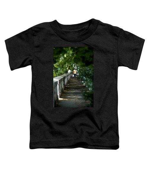 Fume Tevere Toddler T-Shirt