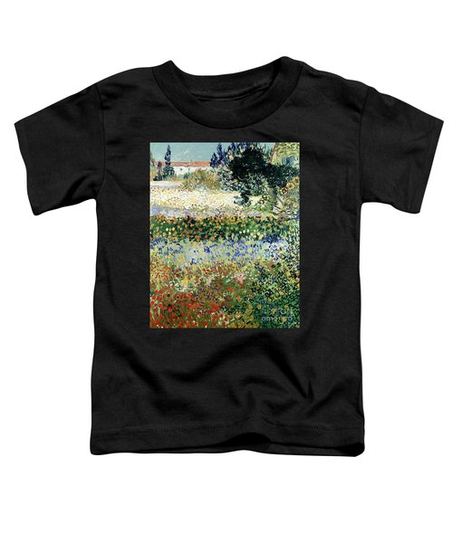Garden In Bloom Toddler T-Shirt