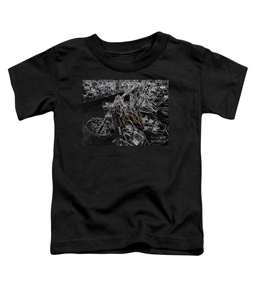 Ghost Rider 2 Toddler T-Shirt
