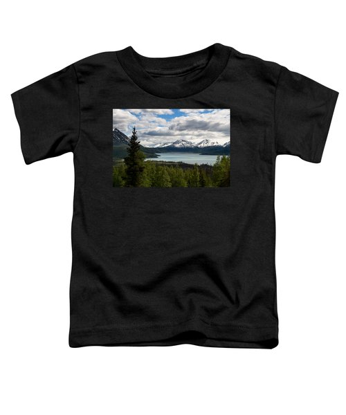Glacier Water Toddler T-Shirt