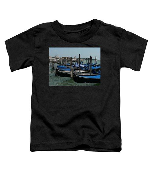Gondolas Toddler T-Shirt
