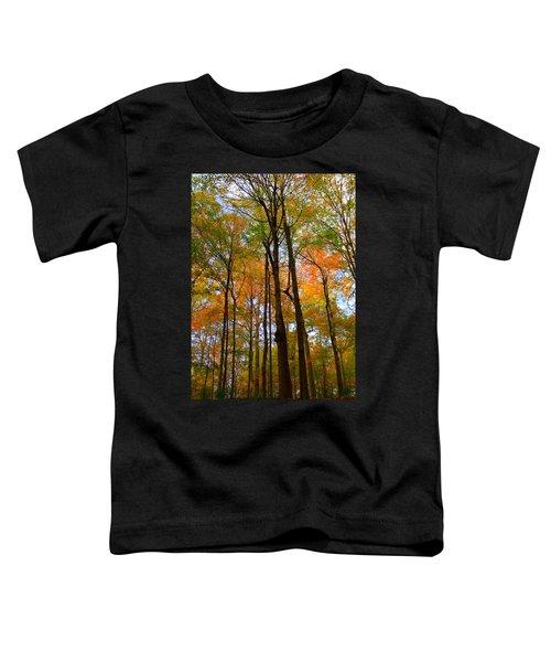 Happy Orange Toddler T-Shirt