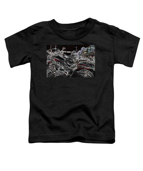 Harley Davidson Style 3 Toddler T-Shirt