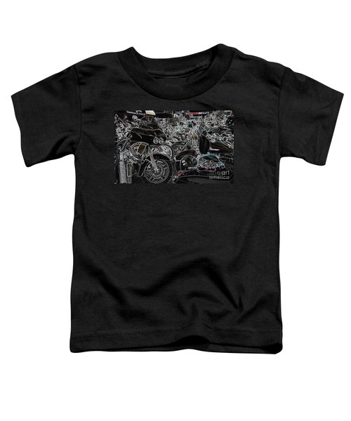 Head Peace Toddler T-Shirt