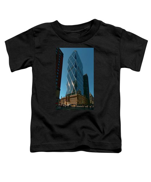 Hearst Building Toddler T-Shirt
