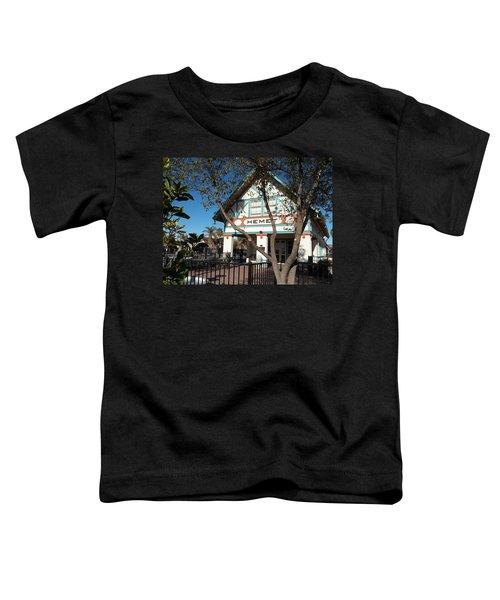 Hemet Museum-old Santa Fe Depot Toddler T-Shirt