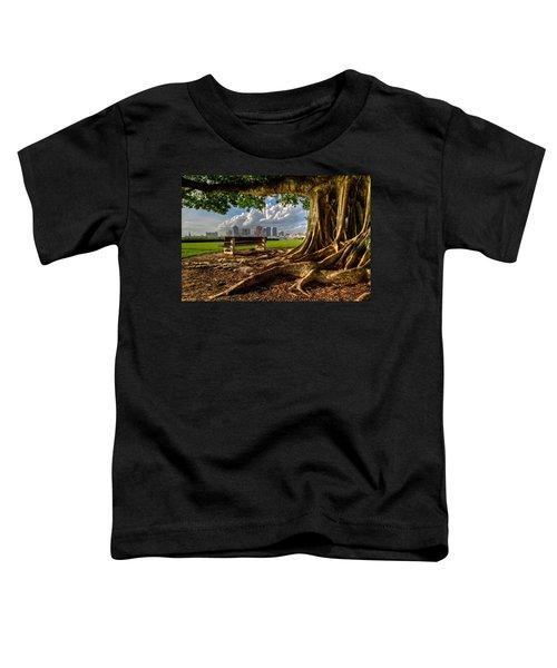 Hobbit Eyeview Toddler T-Shirt