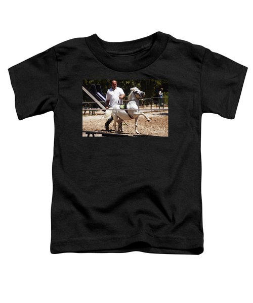 Horse Training Toddler T-Shirt