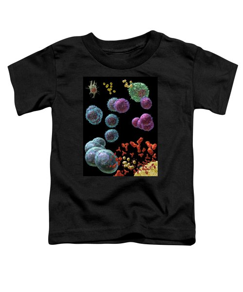 Immune Response Antibody 5 Toddler T-Shirt