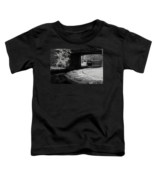 Infrared At Llangollen Canal Toddler T-Shirt