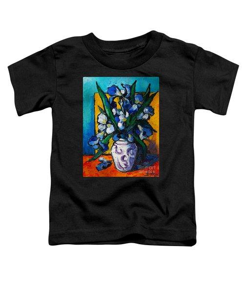 Irises Toddler T-Shirt