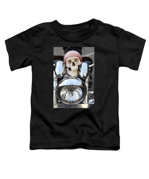 Jimmy Bones Toddler T-Shirt