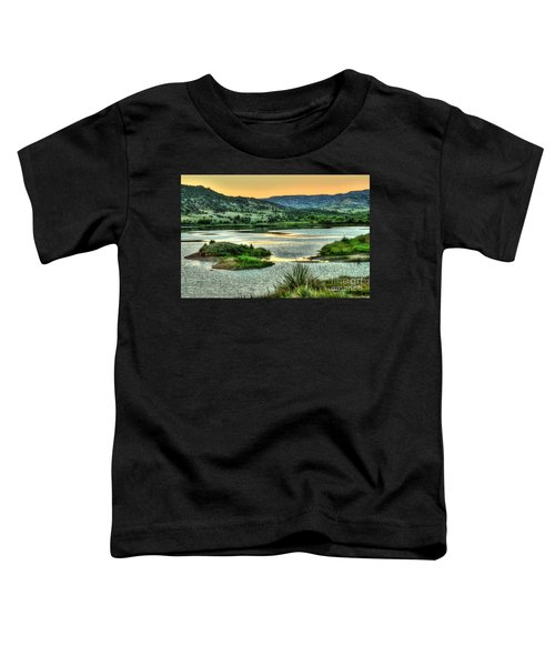 Lakeside View Toddler T-Shirt