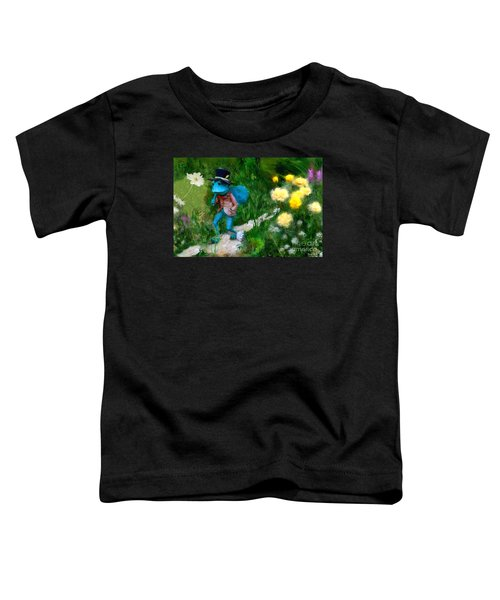 Lessons In Lifes Garden Toddler T-Shirt