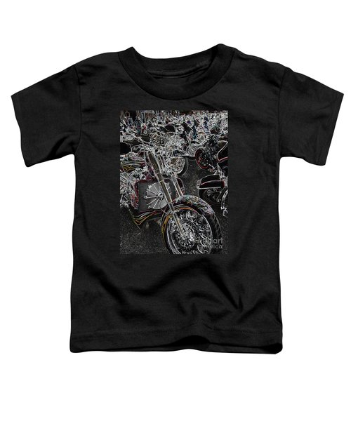 Lights Out 2 Toddler T-Shirt