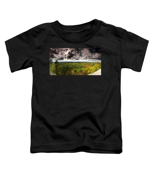 Lookout Trail Toddler T-Shirt