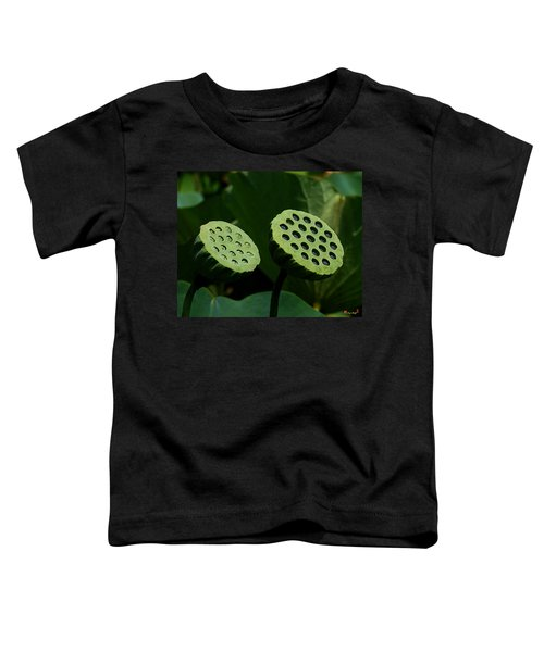 Lotus Capsules-sun Worshipers Dl052 Toddler T-Shirt