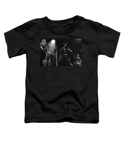 Lou Donaldson Toddler T-Shirt