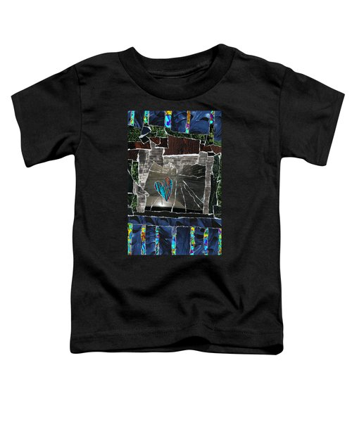 Love Hitting A Shattered Life Toddler T-Shirt