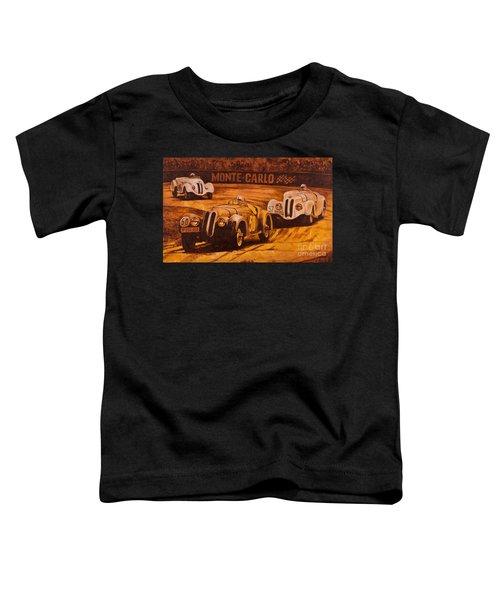 Monte-carlo 1937 Toddler T-Shirt