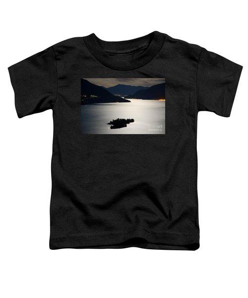 Moon Light Over Islands Toddler T-Shirt