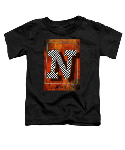 N Toddler T-Shirt