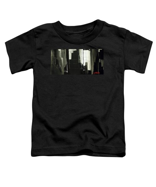 New York City Reflection Toddler T-Shirt