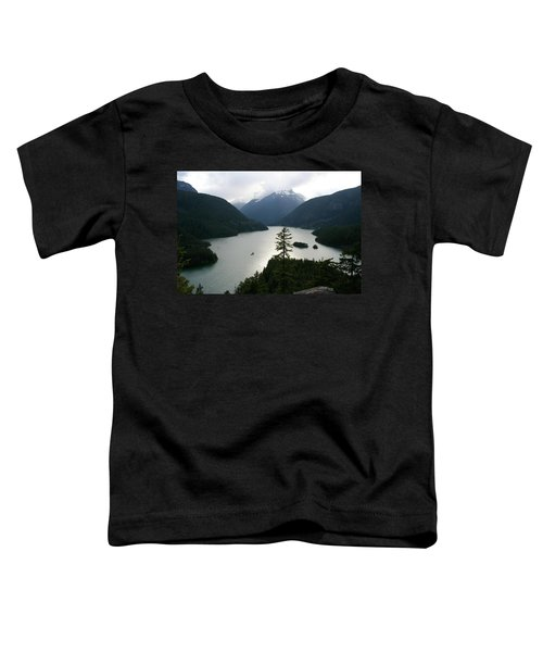 North Cascades Toddler T-Shirt