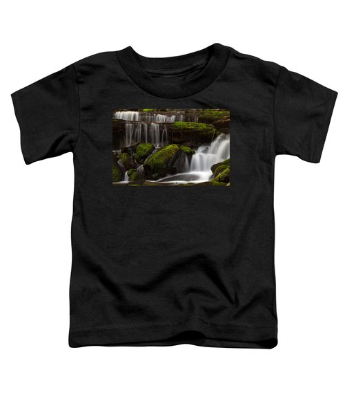 Olympics Gentle Stream Toddler T-Shirt by Mike Reid