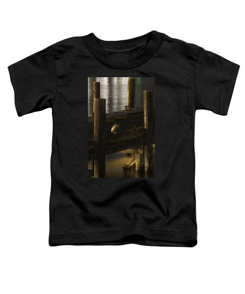 On The Dock Toddler T-Shirt