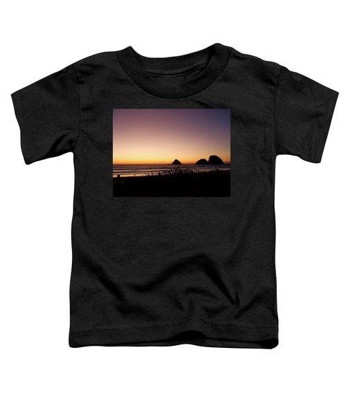 Oregon Coast 16 Toddler T-Shirt