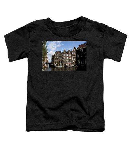 Oudezijds Voorburgwal Toddler T-Shirt