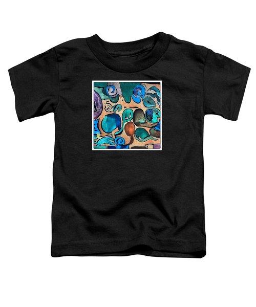 Circles Of Colors.... Toddler T-Shirt