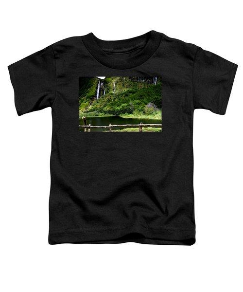 Paradise II Toddler T-Shirt