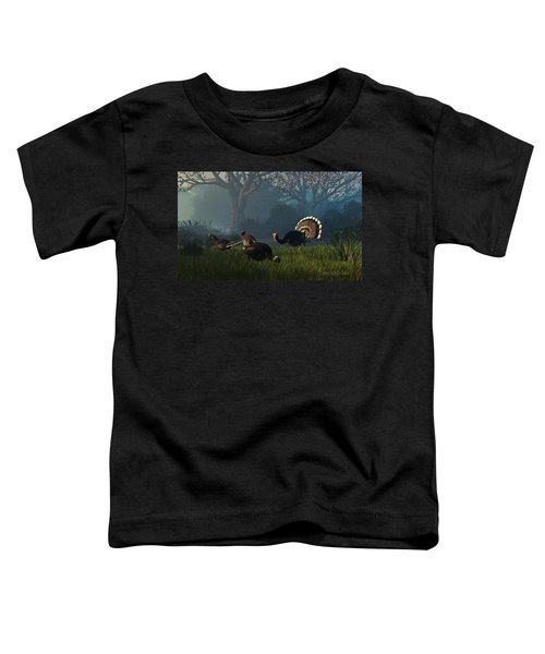 Party Of Four Toddler T-Shirt