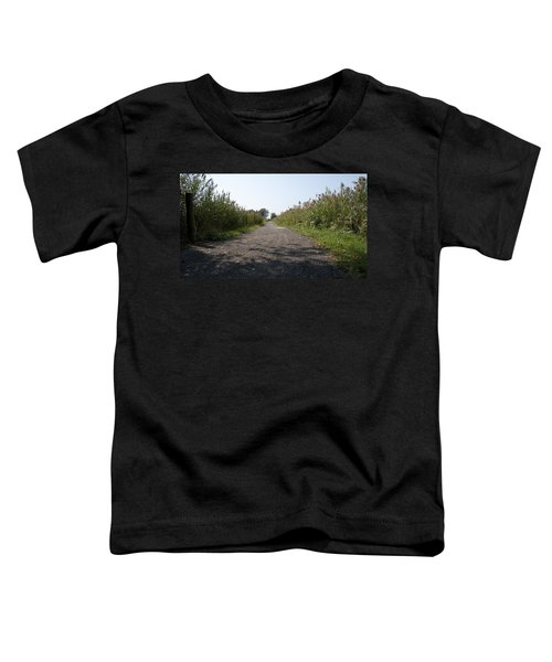 Path To The Bay Toddler T-Shirt