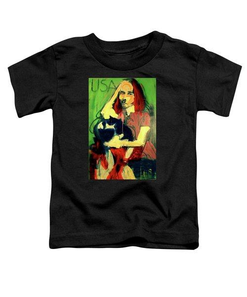 Patty Smyth Toddler T-Shirt