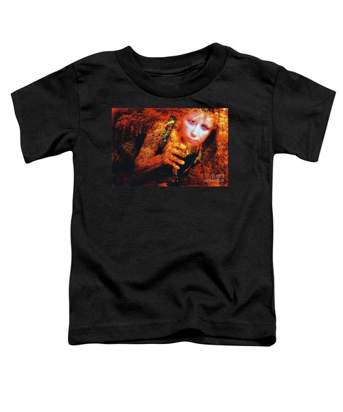 Picnic In The Forest Toddler T-Shirt