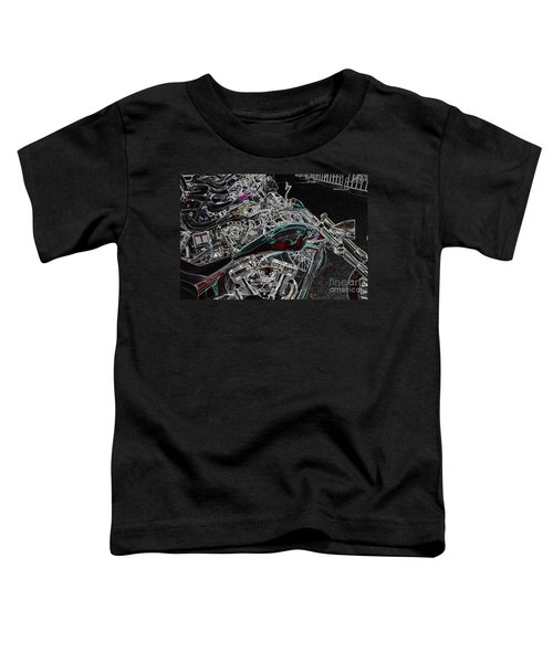 Pop Lock And Chop Toddler T-Shirt