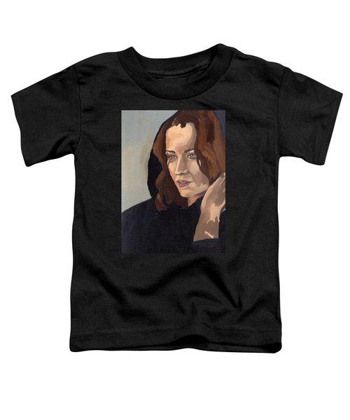 Portrait Of Becca 2 Toddler T-Shirt