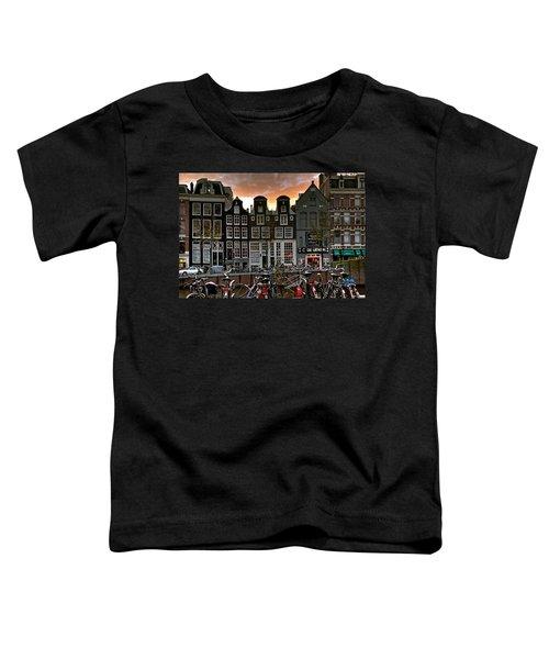 Prinsengracht 458. Amsterdam Toddler T-Shirt