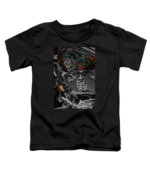 Road Warrior Toddler T-Shirt