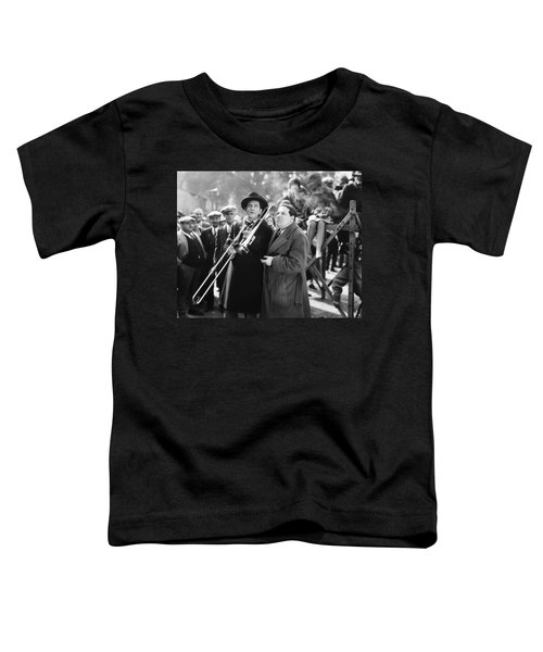 Silent Still: Musicians Toddler T-Shirt by Granger