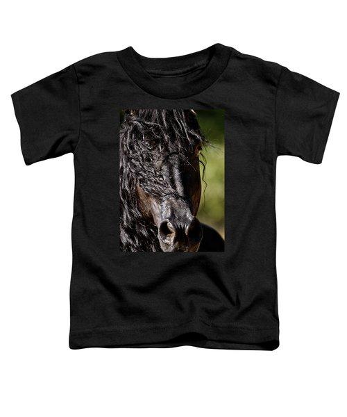 Snorting Good Looks Toddler T-Shirt